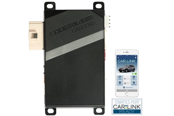 CASECRS / REMOTE STARTER/ALARM COMBO WITHOUT REMOTES
