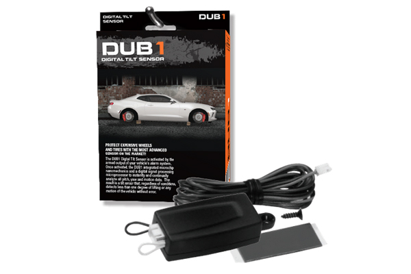 DUB1 / SELF-LEVELING DIGITAL TILT SENSOR