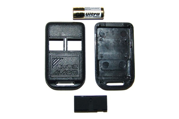 TCB2 / 314mhz 2-BUTTON TRANSMITTER CASE & BATTERY
