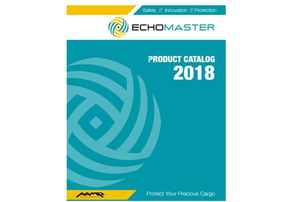 ECHOCAT2018 / ECHOMASTER PRODUCT CATALOG 2018