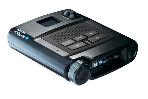 MAXCAM360C / MAX 360C CONNECTED RADAR with 1440p WIFI DASHCAM