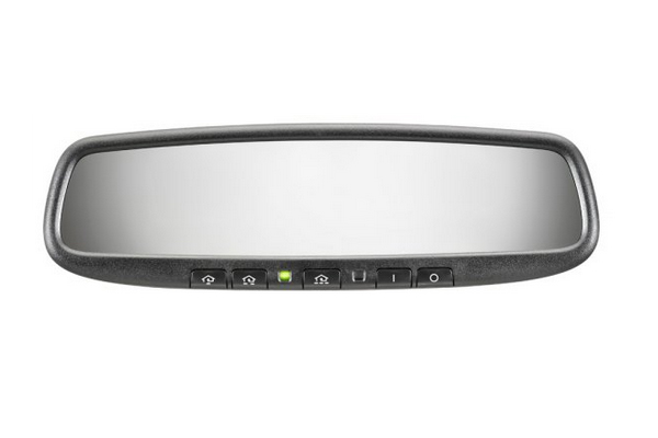 50-GENK40A / REPLACEMENT AUTO-DIMMING REARVIEW MIRROR WITH HOMELINK