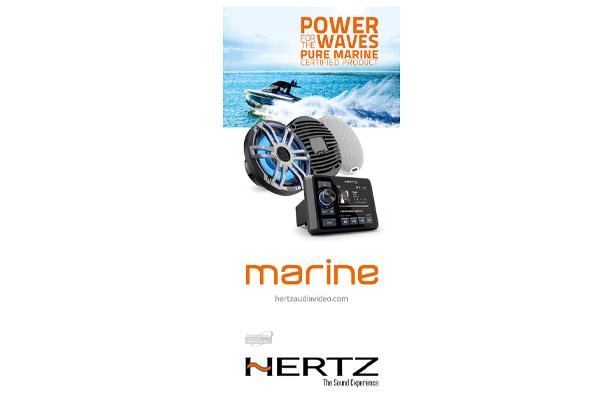 90303041 / HZ ROLL UP BANNER MARINE SPORT 85x200cm