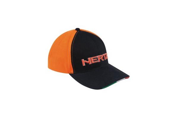 90501004 / HERTZ WINTER ORANGE/BLACK CAP