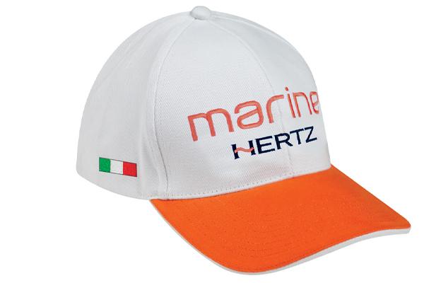 90501005 / HERTZ MARINE WHITE CAP