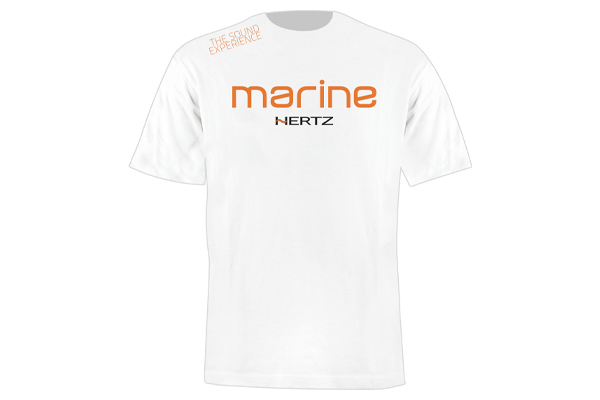 90513115 / HZ MARINE WHITE SHORT SLEEVE T-SHIRT XXXL