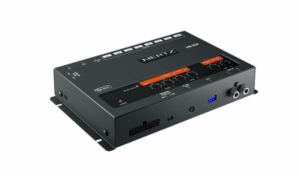 H8DSPDRC / H8 DSP DRC - 8 CH DIGITAL PROCESSOR + DRC HE