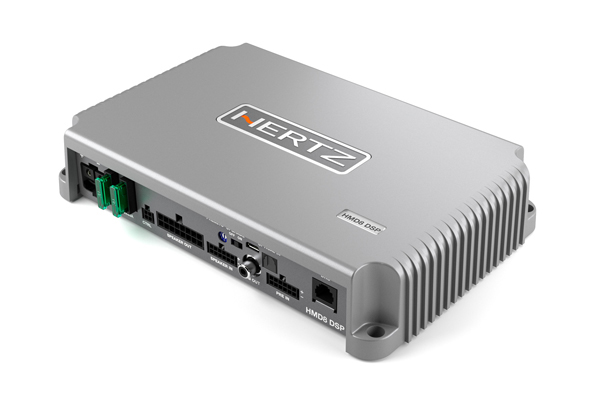 HMD8DSP24V / HMD8 DSP 24V - 8CH MARINE AMPLI WITH DSP 8x150W