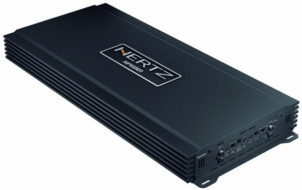 HP6001 / HP 6001 - D-CLASS MONO AMPLIFIER 1x6000W