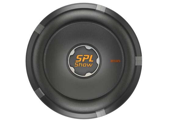 SX300D.1 / SX 300 D.1 - SPL SUBWOOFER 300mm 2+2 Ohm