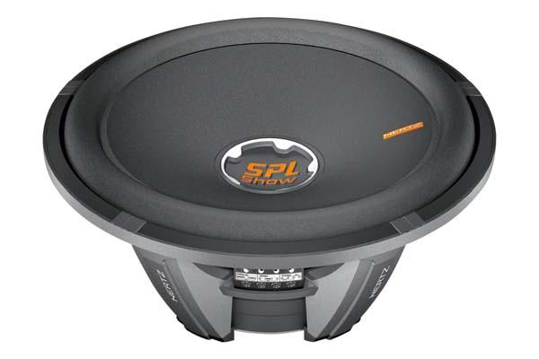 SX380D.1 / SX 380 D.1 - SPL SUBWOOFER 380mm 2+2 Ohm