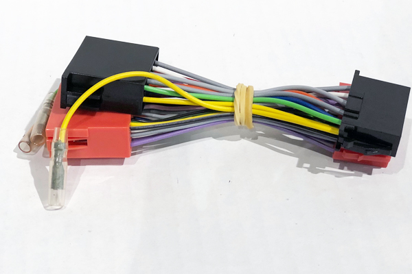 HF-AUD100M / AUDI HARNESS SOLUTION FOR AUDI STEERING WHEEL