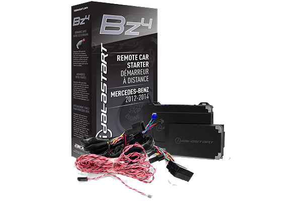 ADS-BZ4 / WEB PROGRAMMABLE REMOTE START SOLUTION FOR SELECT MERCEDES-BENZ MODELS 2012-2014