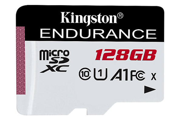 SDCE/128GBCR / ENDURANCE UHS-1 U1 High Performance MicroSD Card - 128GB