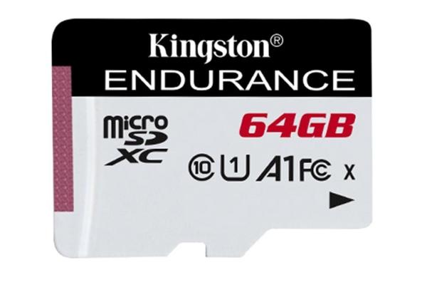 SDCE/64GBCR / ENDURANCE UHS-1 U1 High Performance MicroSD Card - 64GB