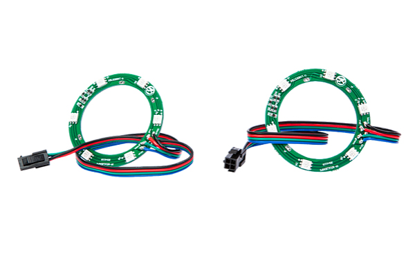 16-MXALEDSP2 / Pair LED rings for MXA coaxials