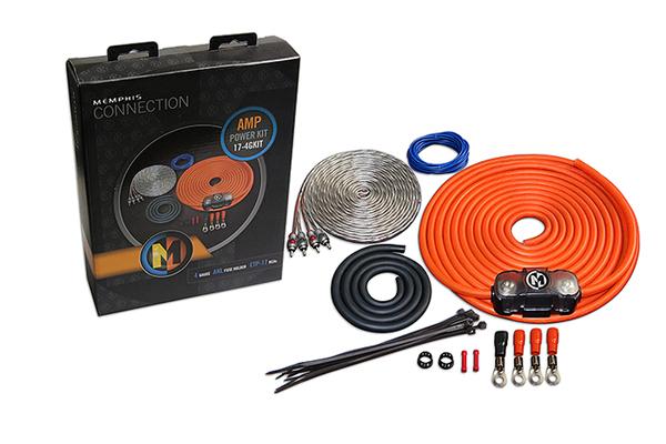 4GKIT / 4G Kit- ANL Fuse Holder, 200A Fuse, 2 ETP-17