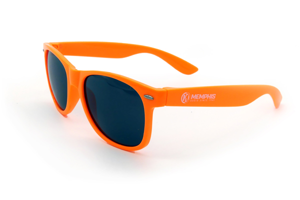 MCAGLASSESO16 / Orange Memphis Sunglasses