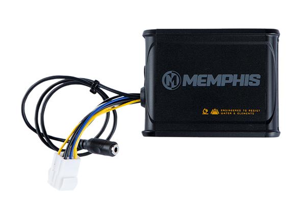 MXA100.2S / 50x2 at 4 Ohm Powersports Amplifier