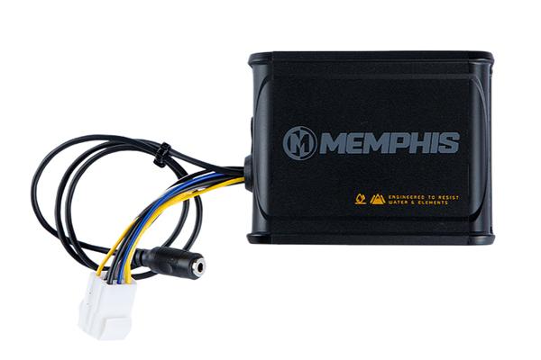 MXA200.4S / 50x4 at 4 Ohm Powersports Amplifier
