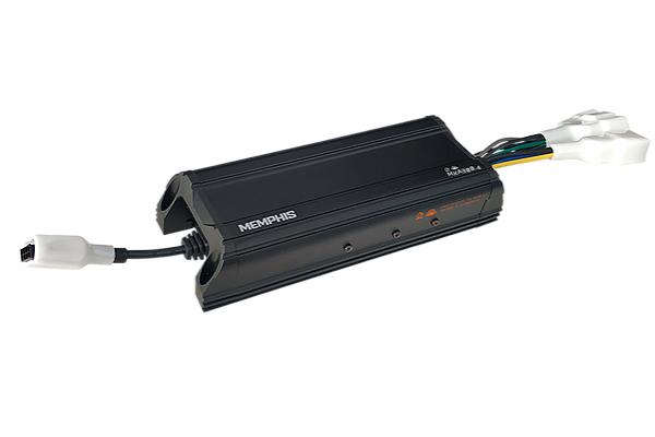 MXA300.4 / 75x4 at 2 Ohm Powersports Amplifier