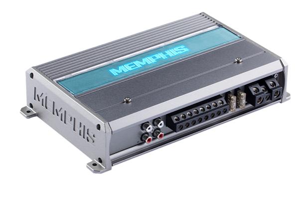 MXA480.4M / 120x4 at 2 Ohm Marine Amplifier