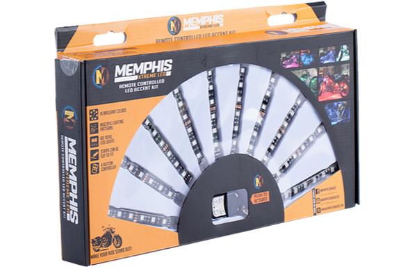 MXALEDFOB / LED SYSTEM FOB REMOTE CONTRL