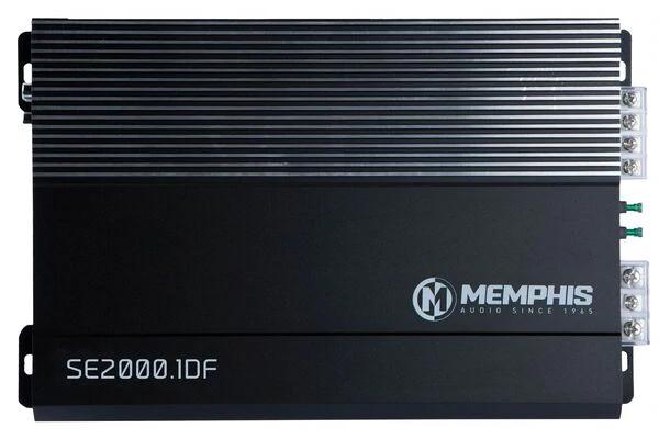 SE2000.1DF / 500Wx1 at 1 Ohm SE Amplifier