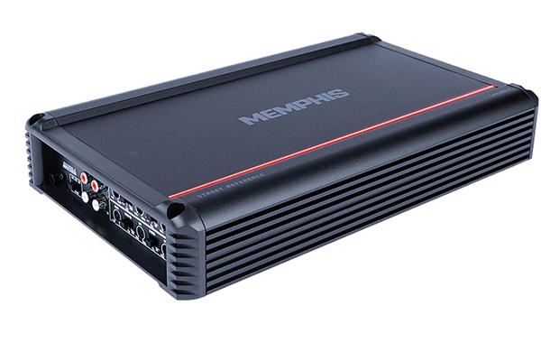 SRX300.4 / 75x4 at 2 Ohm SR Amplifier