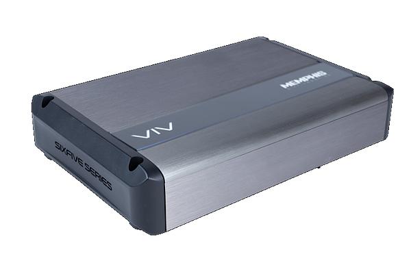 VIV2200.1V2 / 2200x1 at 1 Ohm VIV DSP Amp
