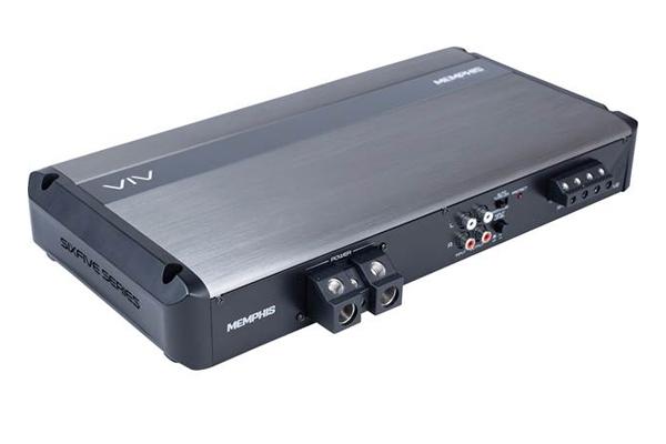 VIV3000.1V2 / 3000x1 at 1 Ohm VIV DSP Amp