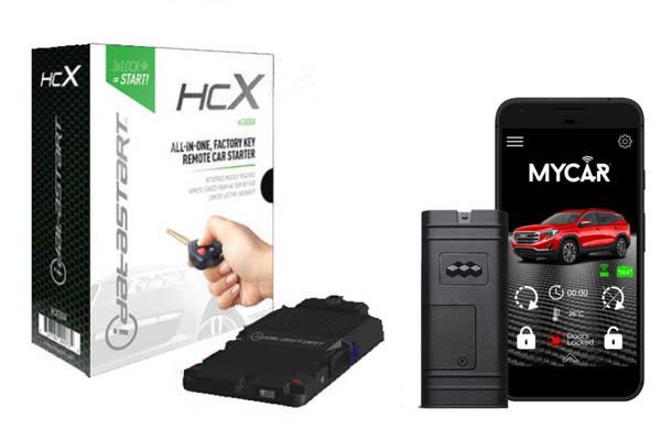 HCX-T1 / HCX000A AMD MYCAR VS-4LU-1 COMBO