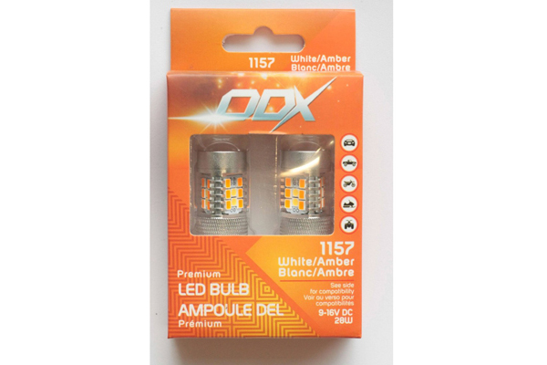 1157SWBA / 1157 LED SWITCHBACK MINI BULB (BOX OF 2)