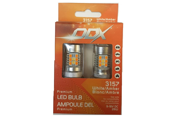 3157SWBA / 3157 LED SWITCHBACK MINI BULB (BOX OF 2)