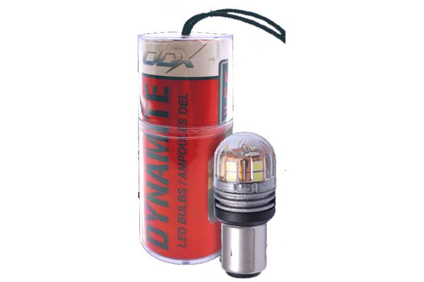 DYN-1156WH / Dynamite series minibulb 1156 White (Box of 2)