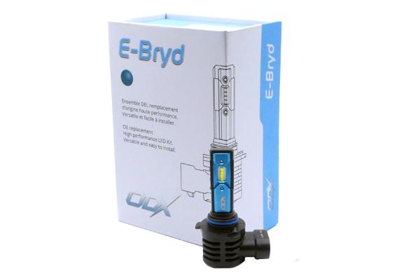 LEDEBRYDH11 / H11 E-BRYD 6000 LUMENS LED BULB (BOX OF 2)