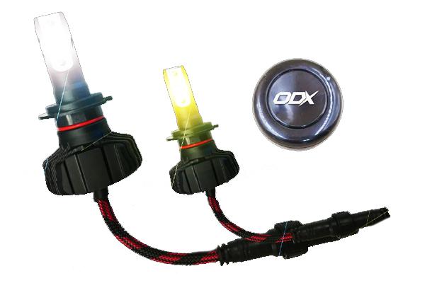 LEDMISTH11 / H11 MIST LED KIT (BOX OF 2 & WIRELESS REMOTE) FOR FOG LIGHTS