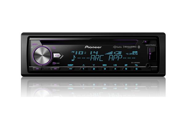 DEH-X8800BHS / ADVANCED AUDIO CD RECEIVER WITH HD/BT/SIRIUS-XM