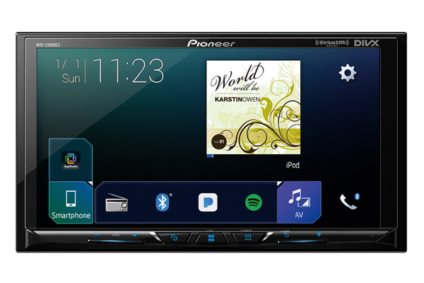 MVH-AV251BT / 7.0 INCHES A/V RECEIVER W/ CAR PLAY & ANDROID AUTO