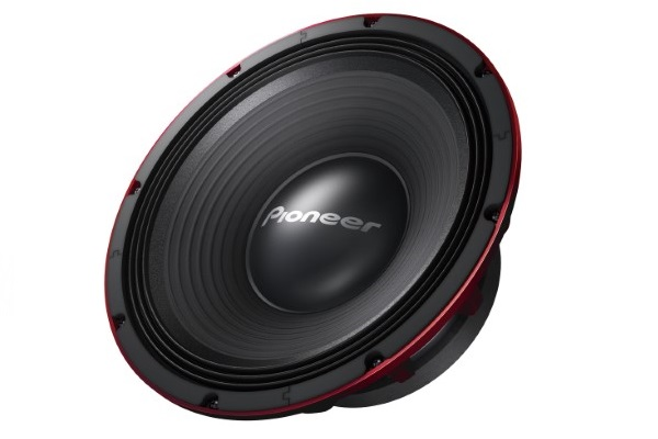 "TS-W1200PRO / PRO - 12"" PIONEER OPEN SHOW SUBWOOFER"