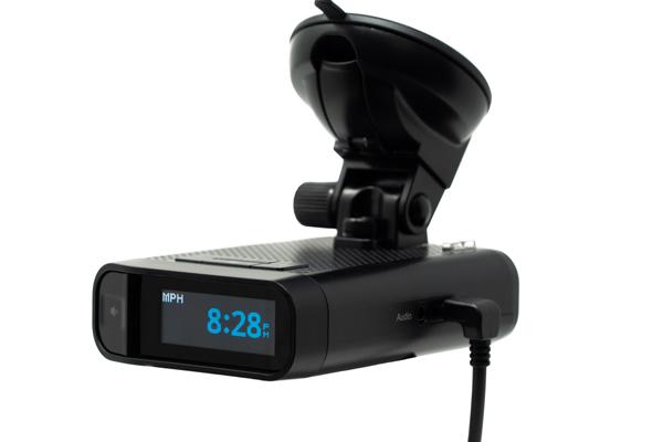 DS-1 / LONG RANGE RADAR DETECTOR w GPS LOCKOUT & MRCD DETECTION