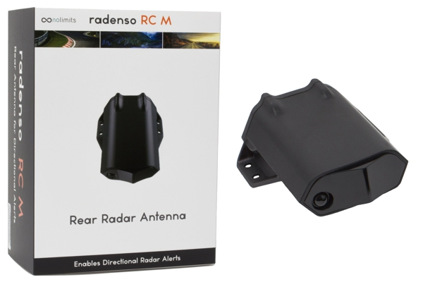RCMREAR / REAR RADAR ANTENNA ADD-ON FOR RC-M