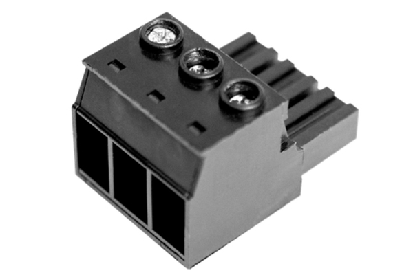1040-60814-01 / Type-3 Power plug connector for Power T1000X5ad and TM1000X5ad amplifiers.