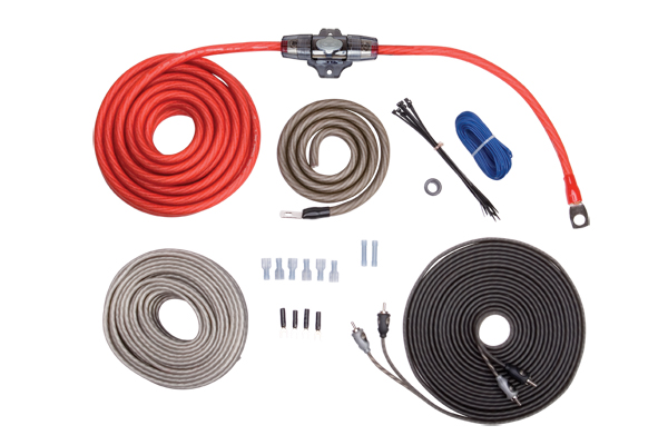 RFK4X / 4 AWG Complete Installation Kit