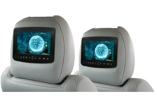 AV7950HA / DUAL DVD HEADREST SYSTEM ELECTRONICS WITH HDMI