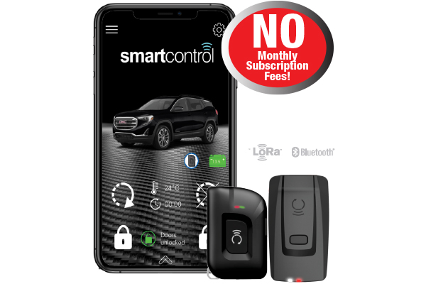RFK5000 / Smart Control Extreme Range 2-Way Remote & Smartphone Control System