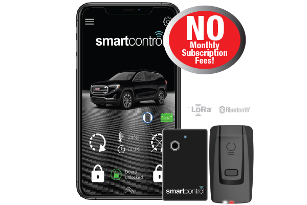 RFK6000 / Smart Control Extreme Range 2-Way Remote & Smartphone Control System
