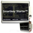 SKS221CA / MERCEDES REMOTE STARTER FOR S, CL CLASS 2007-2011