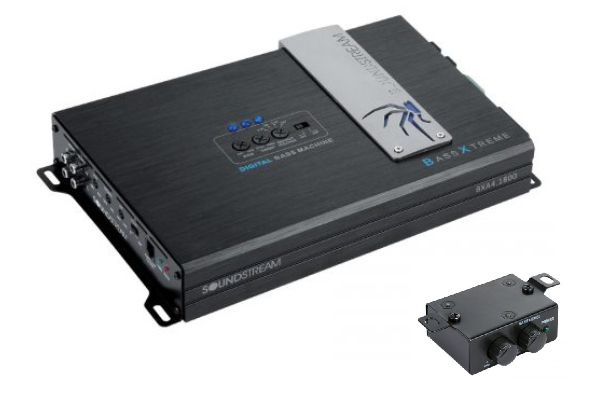 BXA4-1800 / BX SERIES 1,800 Watt 4 Channel Amplifier