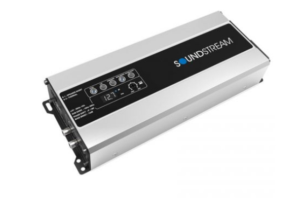 DPA4.1600D / Digital Pre-Amp 1,600 Watt Class D 4 Channel Amplifier